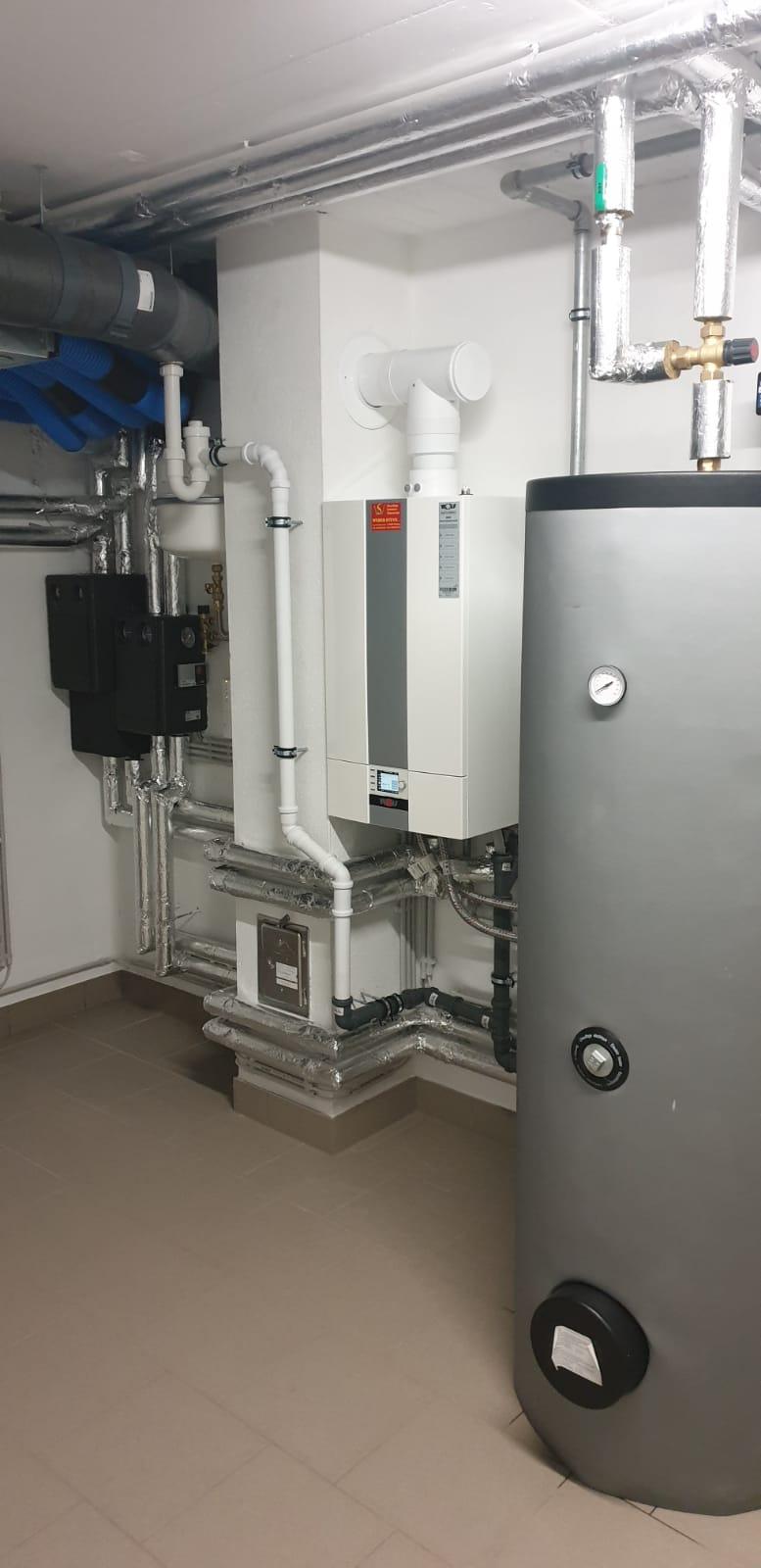 Installation Chaudière À Condensation weber steve plus sàrl | installation de chauffage